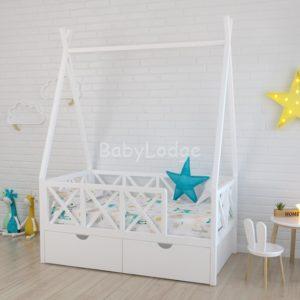 Кровать вигвам детская
